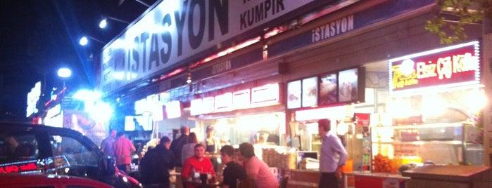 İstasyon Restoran A.O.Ç Köfte Kokoreç Döner is one of Mekanさんのお気に入りスポット.