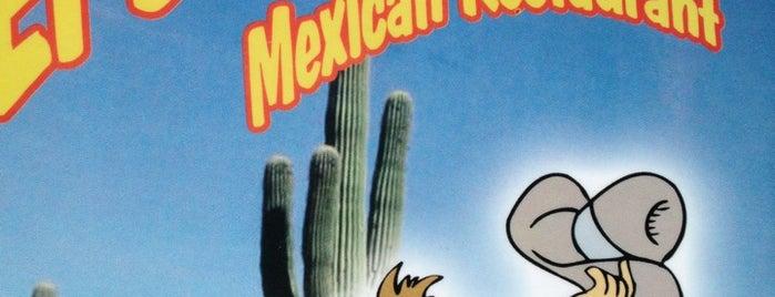 El Burrito is one of Alex 님이 저장한 장소.