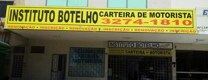 Instituto Botelho is one of Serviços @ Brasília.