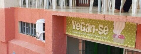 Vegan-se Gastronomia Vegetal is one of Brasília Veggie.