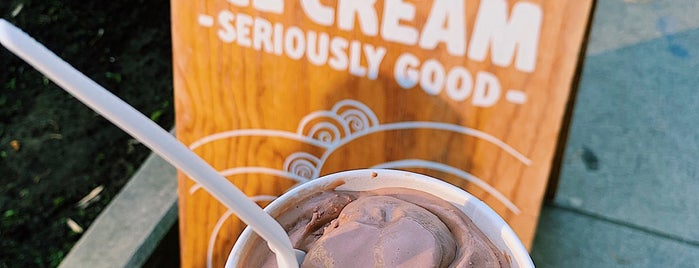 Earnest Ice Cream is one of Vancouver.