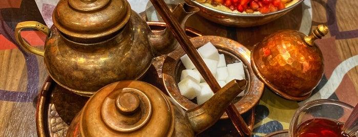 Roman Zaman Damascene Cuisine Inc is one of Toronto.