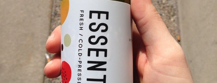Essential Juicery is one of Healthy.