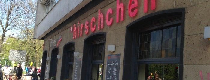 *hirschchen is one of Bier.
