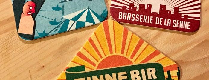 Brasserie de la Senne / Zennebrouwerij is one of Beer / Ratebeer's Top 100 Brewers [2017].