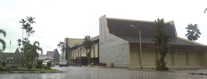Museum Provinsi Kalimantan Barat is one of Museum In Indonesia.