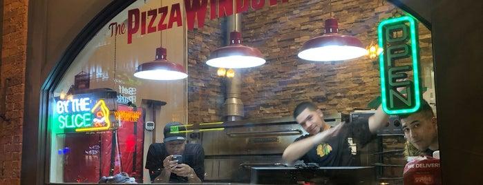 The Pizza Window is one of Uddyami : понравившиеся места.