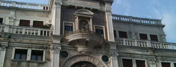 Torre dell'Orologio / Clock Tower is one of if you're ever in ____.