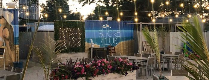 Shore Club is one of สถานที่ที่ Brandon ถูกใจ.