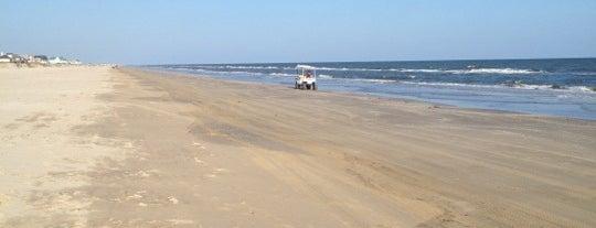 Crystal Beach is one of Orte, die Chad gefallen.