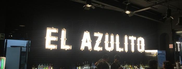Cervecería El Azulito is one of Andrea'nın Beğendiği Mekanlar.