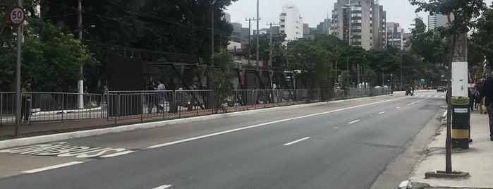 Avenida Engenheiro Luís Carlos Berrini is one of De carro no transito de sp.
