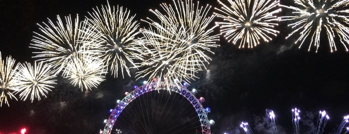 London New Year's Eve Fireworks is one of Tired of London, Tired of Life (Jul-Dec).