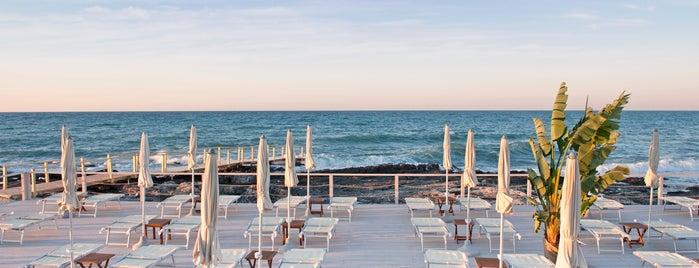 Coco Beach Club, Cozze - Polignano a mare is one of Puglia.