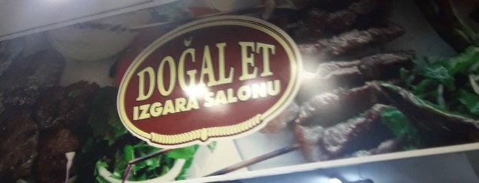 Doğa Izgara Salonu is one of สถานที่ที่บันทึกไว้ของ Emre.