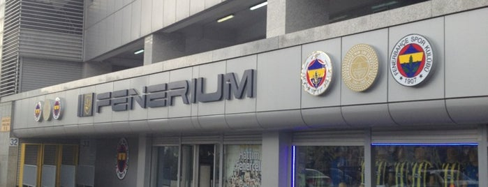 Ülker Stadyumu Fenerbahçe Şükrü Saracoğlu Spor Kompleksi is one of Must Visit Place in Istanbul (Turki).