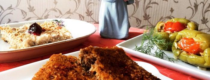 Madame Rosa Ev Yemekleri is one of gezip gördüm yedim 2.