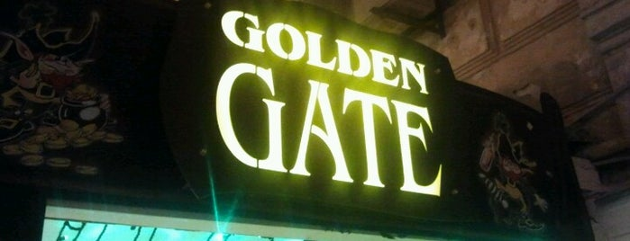Golden Gate Pub is one of EURO 2012 FRIENDLY PLACES.