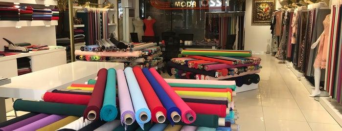 moda OSSA Tekstil is one of ee.