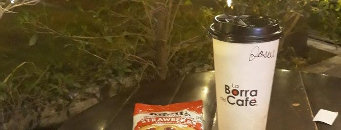 La Borra del Café is one of Locais curtidos por Oscar.
