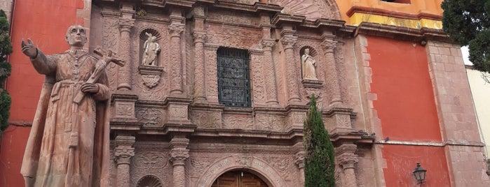 Plaza de San Felipe Neri is one of Posti che sono piaciuti a Cosette.