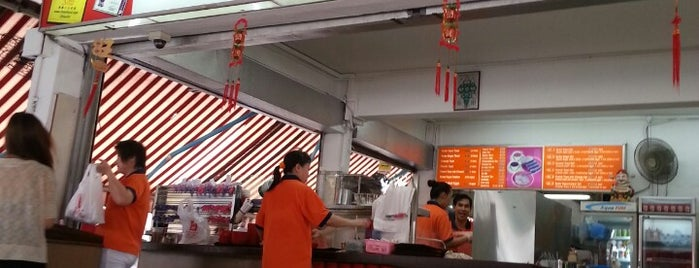 Jalan Tua Kong Lau Lim Mee Pok Kway Teow Mee 老福林酿豆腐 is one of SingSing.