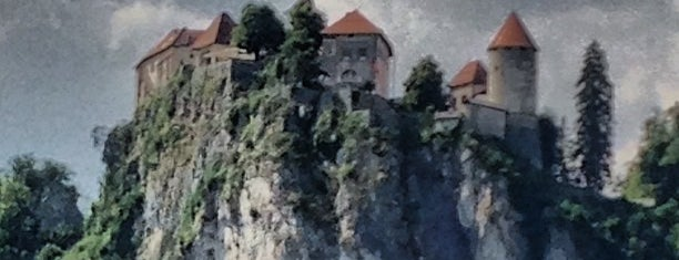 Blejski Grad | Bled Castle is one of Carl : понравившиеся места.
