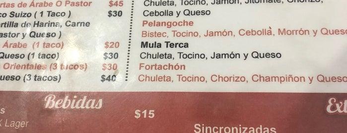 Tacos Al Pastor is one of Posti che sono piaciuti a Changui.