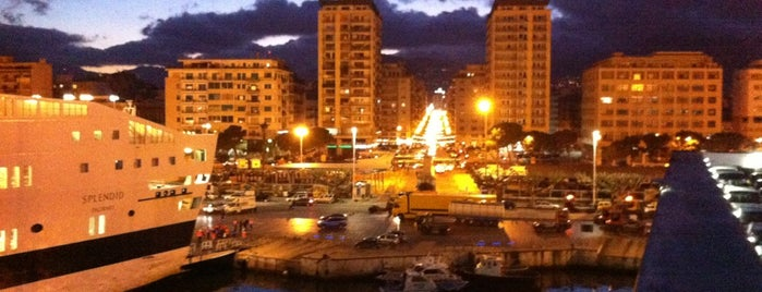 Porto di Palermo is one of Places I've visited.