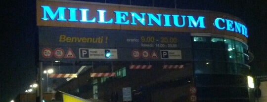 Centro Commerciale Millennium Center is one of 4G Retail.