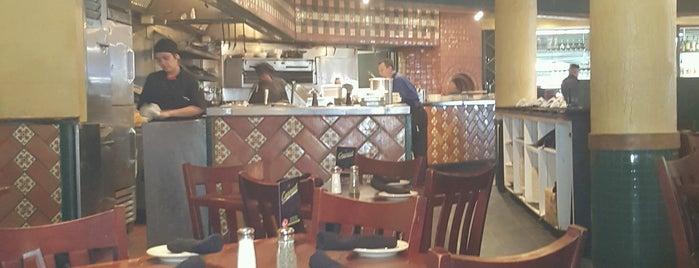 Johnny Carino's is one of สถานที่ที่บันทึกไว้ของ Larry&Rachel.