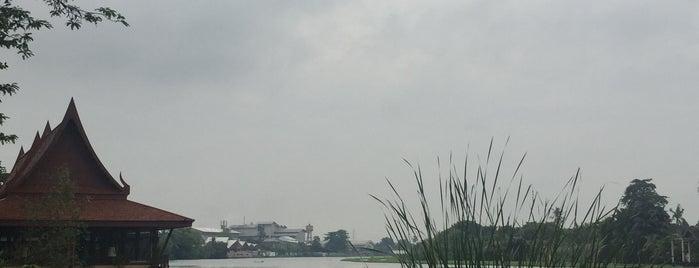 Sampran Riverside is one of Origin Rest.