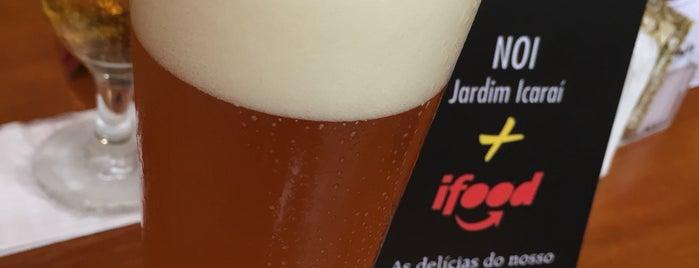 Noi Bar & Bistrô is one of Lieux sauvegardés par Erico.
