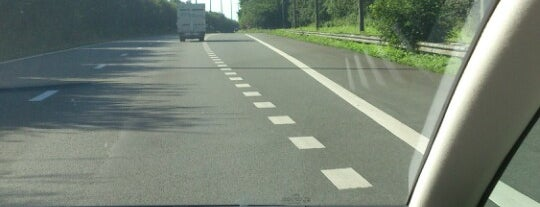E42 | E429 - Froyennes is one of Belgium / Highways / E42.