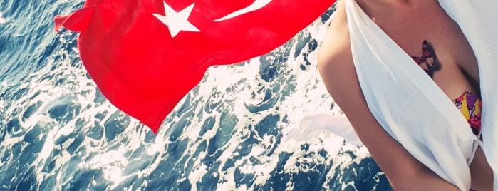 Tavşan Adası is one of Fethiye & Ölüdeniz & Göcek.