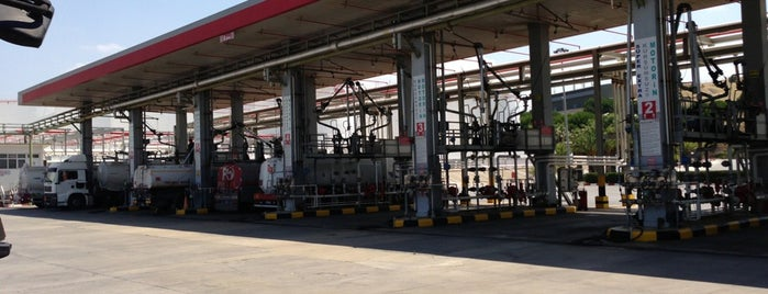 Omv Petrol Ofisi Aliaga Terminal Mudurlugu is one of Lugares favoritos de Nail.