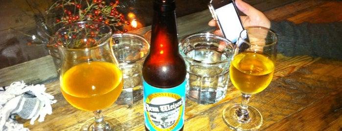 The Queens Kickshaw is one of NYC Craft Beer Week 2011.