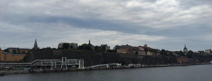 Stockholms Kryssningsterminal is one of Helsinki - Stockholm (13.12.15-15.12.15).