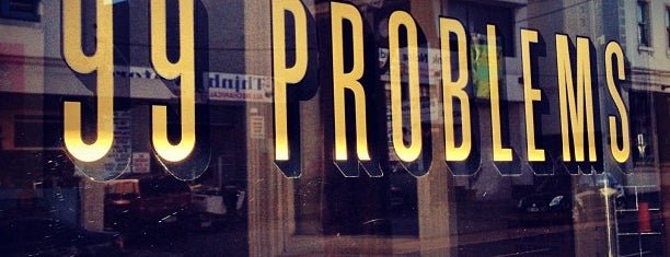 99 Problems is one of Nightlife.