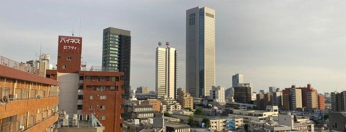 The Knot Tokyo Shinjuku is one of Japan.