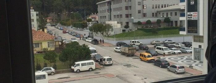 Ercan Avukatlık Bürosu is one of Lugares favoritos de Yılmaz.