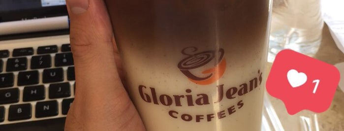 Gloria Jeans Coffees is one of Restaurantes.