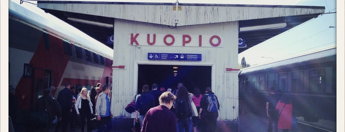 VR Kuopio is one of Places of life.
