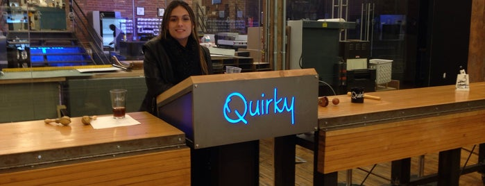 Quirky is one of Silicon Alley.
