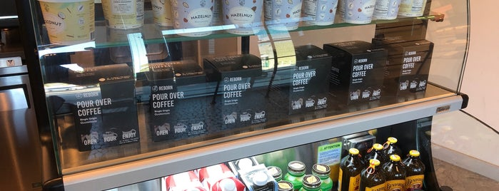 Reborn Coffee Roaster is one of Lara : понравившиеся места.