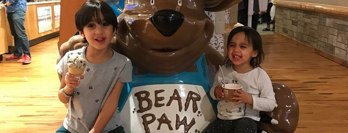 Bear Paw Sweets & Eats at Great Wolf Lodge is one of Lizzie 님이 저장한 장소.