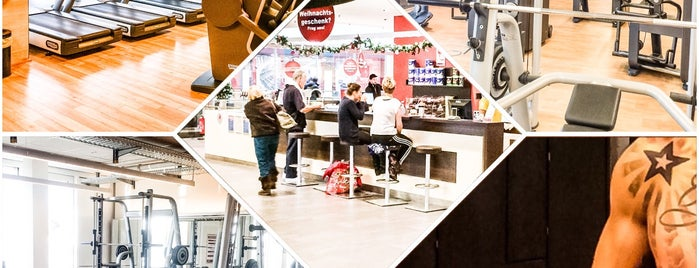 Just Fit 12 Premium Fitnessclub Düsseldorf Bilk is one of Lugares favoritos de 83.