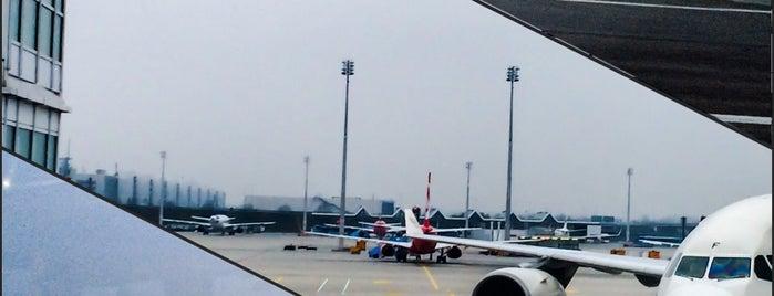 """Flughafen München """"Franz Josef Strauß"""" (MUC) is one of Orte, die 83 gefallen."""