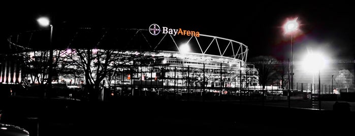 BayArena is one of 83さんのお気に入りスポット.