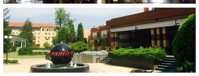Park-hotel Romantica is one of สถานที่ที่ 83 ถูกใจ.